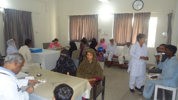Asthma Clinic Gulab Devi Hospital