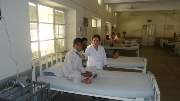 Asthma ward Gulab Devi Hospital Lahore