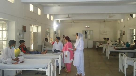 Asthma ward  Gulab Devi Hospital
