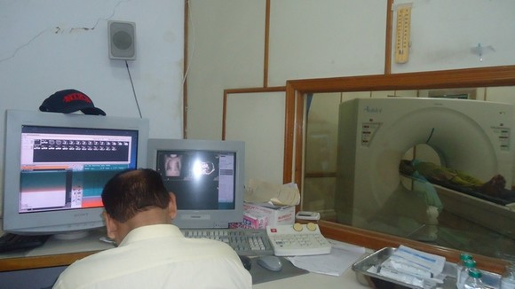 CT Spiral Scan Gulab Devi Hospital Lahore
