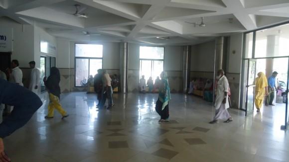 Cardiac OPD Gulab Devi Hospital
