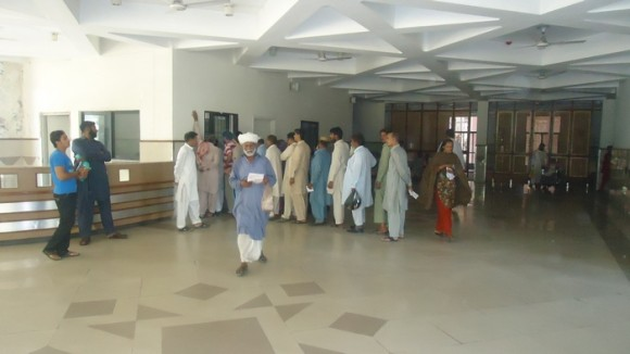Cardiac OPD Gulab Devi Hospital Lahore