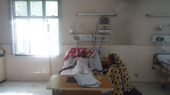 Chest ICU Gulab Devi Lahore