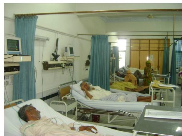 cardiac emergency gulab devi hospit
