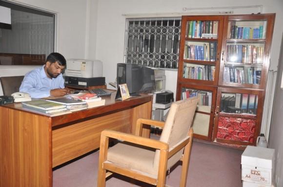 library gulab devi office