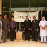 Cradle  for life International Donating Medicines